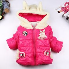 Aliexpress.com : Buy 2013 Sunlun Free Shipping children's winter jackets Rabbit Cotton Thickening Coat winter clothing, Girl's winter jacket SCG 3048 from Reliable girls clothes suppliers on Sunlun Wholesale And Retail Center $18.99