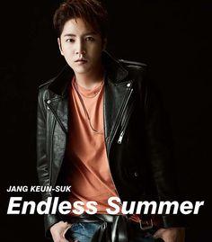 """[Image] Jang Keun Suk egyetlen """"Endless Summer / megbolondult"""" vizuális &…"""