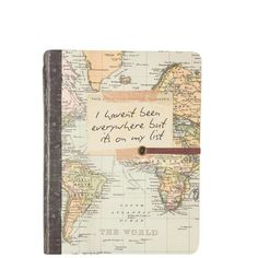 fly fly away travel journal (78 BRL) ❤ liked on Polyvore featuring home, home decor, stationery and fillers