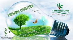 #weusetv #terrapuraTutto sul #risparmio #energetico #eco-project