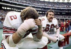 Dan Dierdorf Conrad Dobler Football Stuff, Football Photos, School Football, Sport Football, Cardinals Football, Arizona Cardinals, St Louis Cardinals, Football Video Games