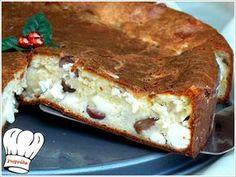 Ενα πραγματικα πανευκολο,γρηγορο και πεντανοστιμο αλμυρο κεικ, αφρος στην κυριολεξια με γευση τυροπιτας ετοιμο να σταθει στον μπουφε,γιορτινο η'καθημερινο τραπεζι και να αφηνει τις καλυτερες εντυπωσει Flour Recipes, Cooking Recipes, Greek Recipes, Yummy Cakes, No Bake Cake, Banana Bread, Food To Make, Bakery, Food And Drink