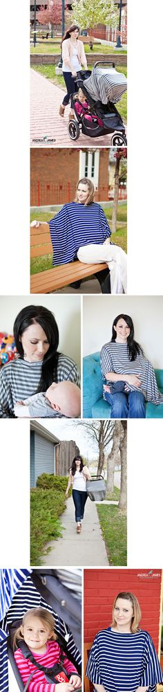DRIA Cover :  Nursing Cover, Car Seat Cover, Stroller Cover, and Poncho.  Must have for all mom's!  :::  Photos and Review by Andrea James Photography