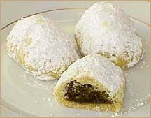 Maamool with Pistachios - LEBANESE RECIPES