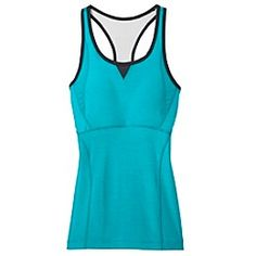 Savvy Tank by MPG® - The performance support tank from MPG® that takes a shine to your workout.