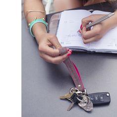 Schlüssel wechseln, LECRIO-Schlüsselbänder halten ein Leben lang