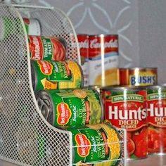 150 DIY Dollar Store Organization and Storage Ideas - Prudent Penny Pincher