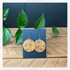 Turning used aluminium coffee pods, recycled magazines and specialty papers into unique, lightweight, fun and functional earrings for all occasions! Saving the planet two pods at a time. Recycled Magazines, Specialty Paper, Coffee Pods, Get Directions, Unique Earrings, Turning, How To Memorize Things, Recycling, Pretty