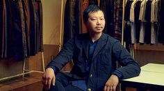世界が夢中な30代デザイナーの頭の中   GQ JAPAN