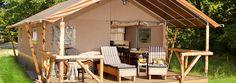 Vakantiepark Beekse Bergen / Big Five Safaritent - Libéma Vakantieparken