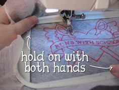 Tutorials   Urban Threads: Unique and Awesome Embroidery Designs - DIY Scribbles Embroidery