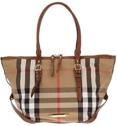 Burberry tote bag on shopstyle.com
