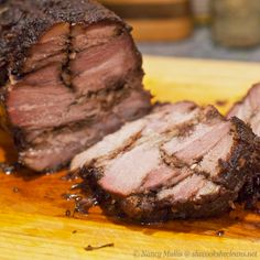 Roasted Pork Shoulder with Winter Spices #TDAYROUNDUP entry via@ shecooksheclean