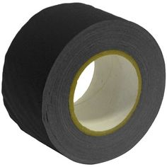 Gaffer's Tape - Black - 3 inch great for boob taping with clothes that you can't wear a bra with!