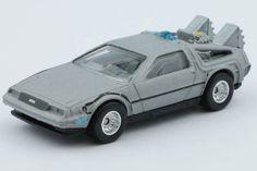 Back to the Future - DeLorean DMC-12 – Modelmatic