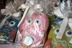 Owl Cookies...so cute!