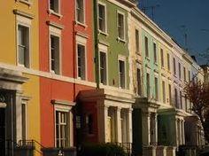 colourful London terraces - Google Search Multi Story Building, London, World, Places, Terraces, Color, Home, Google Search, Decks