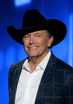 George Strait - 49th Annual Academy of Country Music Awards Show  This is one sexy man