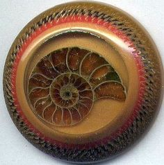 Handmade Buttons by Bob Benson (Vegetable Ivory)