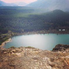 Rattlesnake Ledge. Washington State.