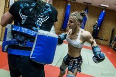 Aleksandra Albu MMA