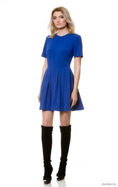 cdec8be23 9 mejores imágenes de vestido azul electrico