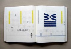 From Romano Hänni, Typo Picture Book, 2012; plus Romano Hänni. Typo Picture Book and more … , print gallery Tokyo, 2013