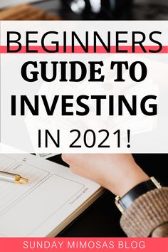 Learn how to start investing in stocks with little money! This is a simple step by step guide to investing for beginners. We go over investing 101, investing money for beginners tips, how to invest money, investing money for beginners stock market, passive income and more! #moneytips #investing Best Money Saving Tips, Money Tips, Saving Money, Investing In Stocks, Investing Money, Amazing Life Hacks, Improve Productivity, Making A Budget, Debt Payoff
