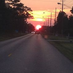 Gulfport Mississippi sunset from Holly to cheer me up:)