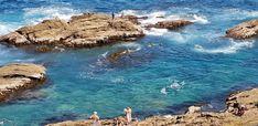 Blue Pools Bermagui NSW