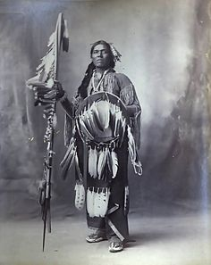 Grosventre or Clever Warden (Arapaho):