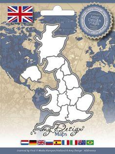 Amy Design M ADD10007 mallen United Kingdom / Enge