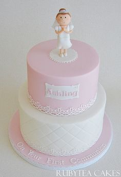Ashling's First Communion Cake