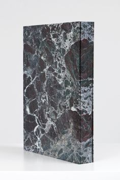 Marble, 2011. Digital offset on Mohawk Superfine, 55 pages with hand painted edges. Binding is constructed by Daniel Kelm.