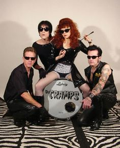 The Cramps. Rockabilly, horror and sleaze.  One of the best shows I ever saw.