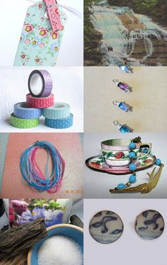 More fantastic items here that you won't find anywhater else. Why buy store bought when you can have HANDMADE!