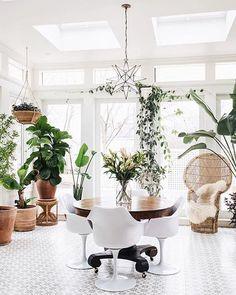 melissa miranda's outdoor dining space, inside via apartment therapy / @sfgirlbybay / victoria smith