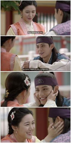Cutest couple of Hwarang#kdrama #hwarang #ban ryu cuteness overloaded