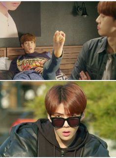 EXO NEXT DOOR [PREVIEW] we'll go from knowing Baekhyun's sexy hands to his sexy feet. Omg I can't. xD