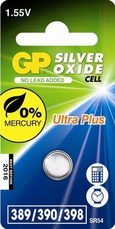 GP 389 Zilver-Oxide SR54