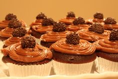 brigadeiro cupcake