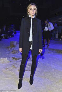 Olivia Palermo at Paris Fashion Week 2016