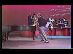 Astaire Time 1960 (2 of 6) Fred's guests Barrie dances and Count Basie plays and Fred dances while Count Basie plays a tune.