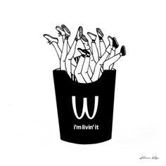 Wassily Kandinsky, Henn Kim, Satirical Illustrations, Black And White Illustration, White Art, Black White, Graffiti Art, Zine, Art Inspo