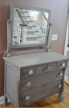 Annie Sloane Coco Paint Dresser