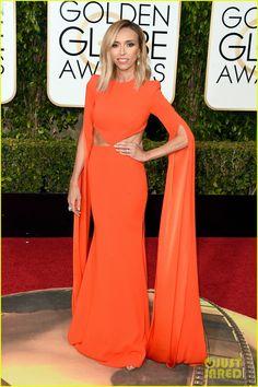 Giuliana Rancic & Maria Menounos Heat Up the Golden Globes 2016 Red Carpet!