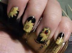 ladybug on ring finger