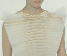 couture fabric manipulation
