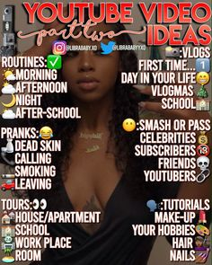 Youtube Channel Name Ideas, Start Youtube Channel, First Youtube Video Ideas, Noms Snapchat, Youtube Names, Youtube Editing, Jobs For Teens, Teen Money, Hoe Tips