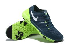 New Products Nike Free Trainer 3.0 V3 Mens Dark Obsidian Green Running Shoes